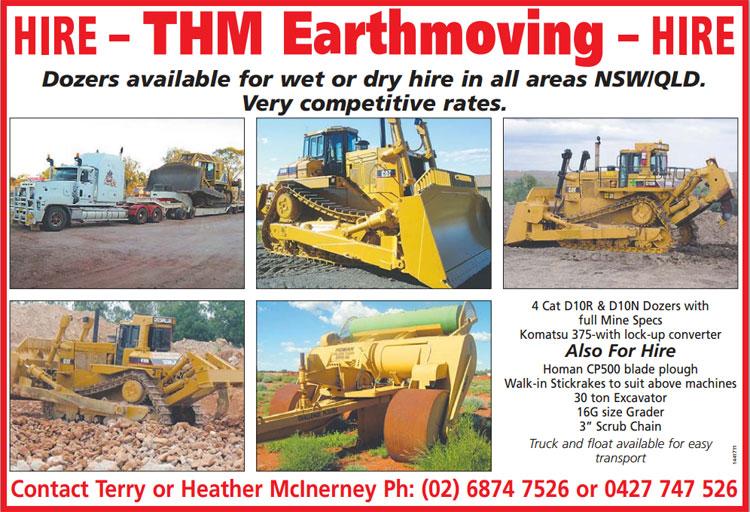 Earthmoving Contractors