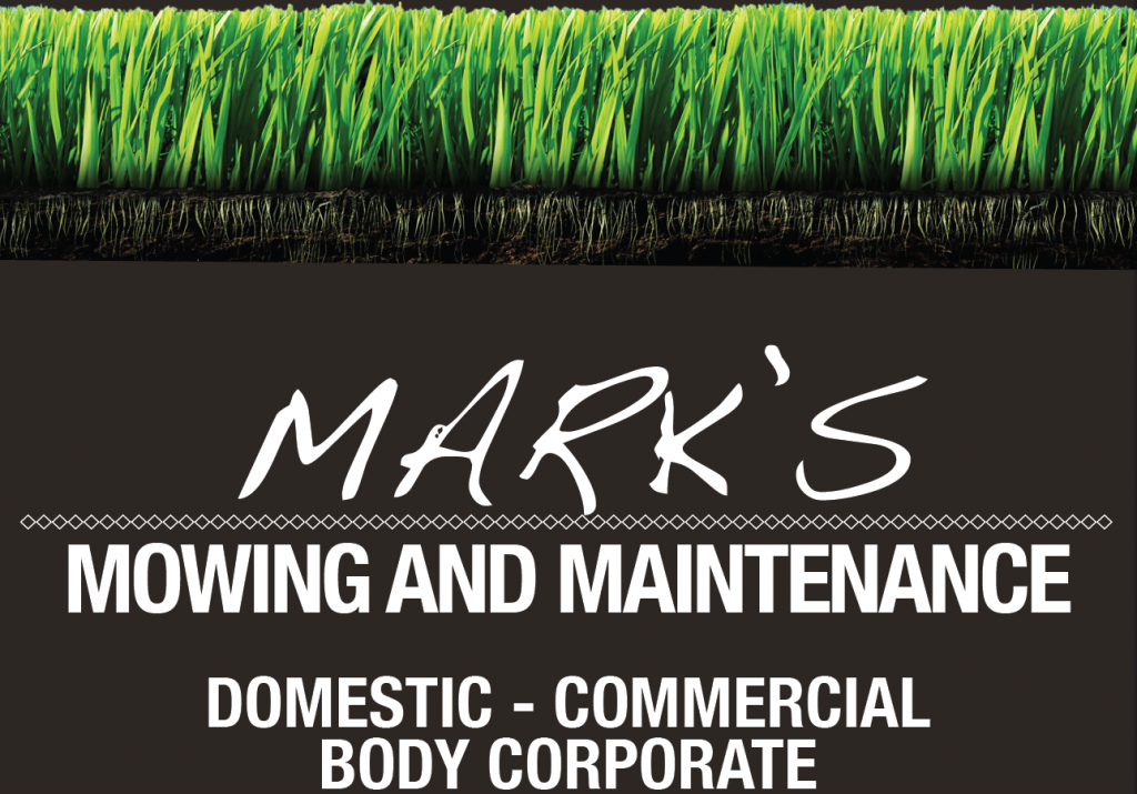marks mowing and maintenance