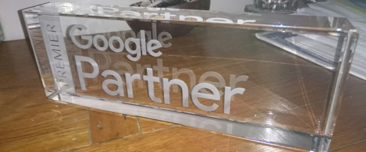 Google Premier Partner Awarded to Website Essentials